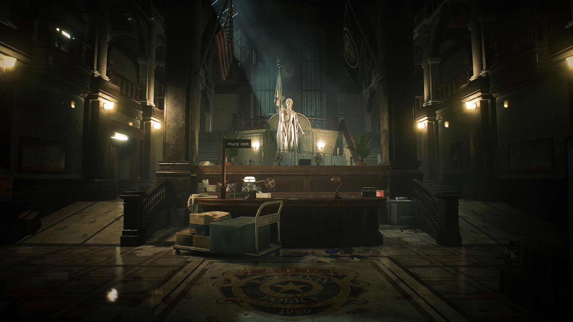 Resident Evil 2 Remake Wallpapers - Wallpaper Cave