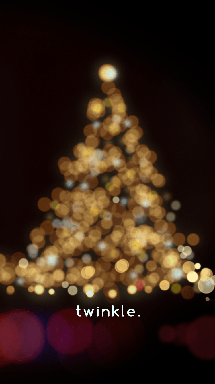 Holiday Lights Bokeh | free iPhone wallpapers | ♥ iPhone Wallpaper ...