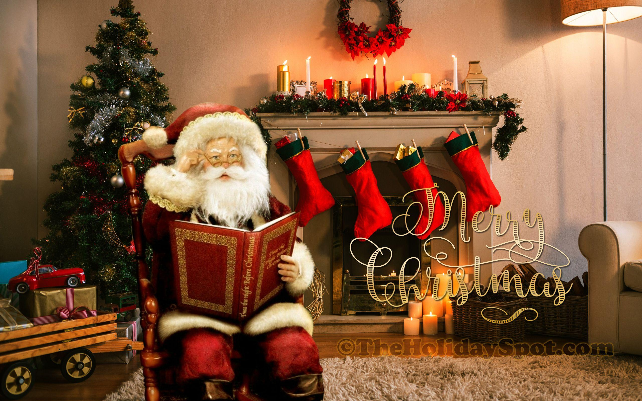 Free Christmas wallpapers HD - Download background Wallapers ...