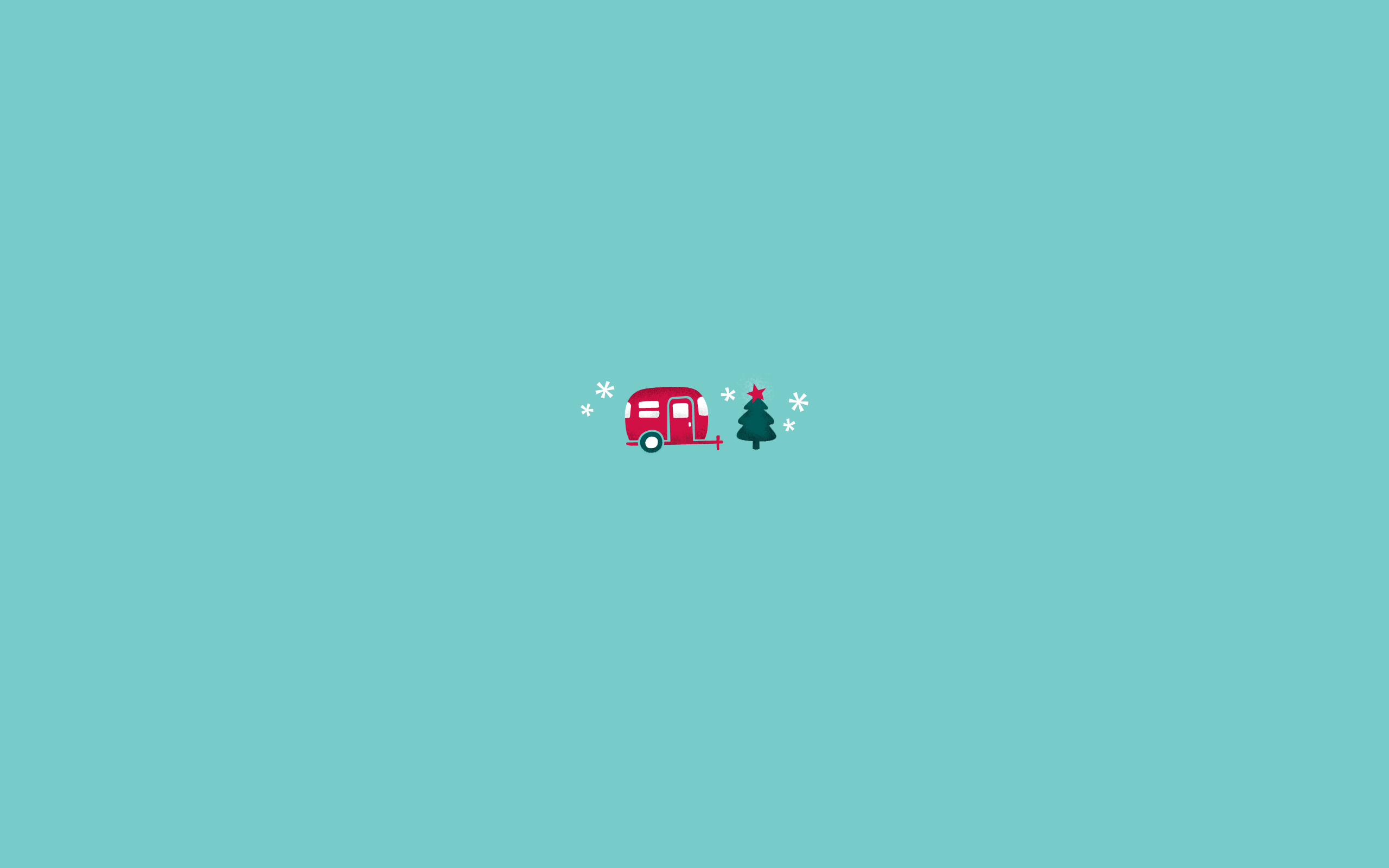 Minimalistic Christmas 2560×1600 Wallpaper 1640134 | Christmas ...