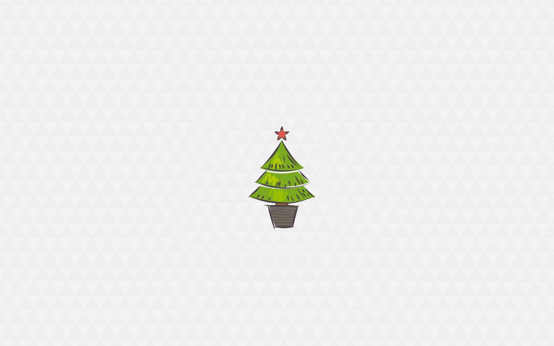 Christmas Wallpaper Minimal – Home Sweet Home