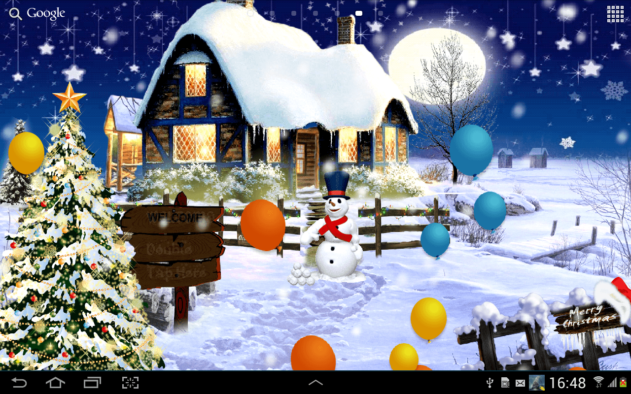Christmas Day HD Wallpapers - Wallpaper Cave