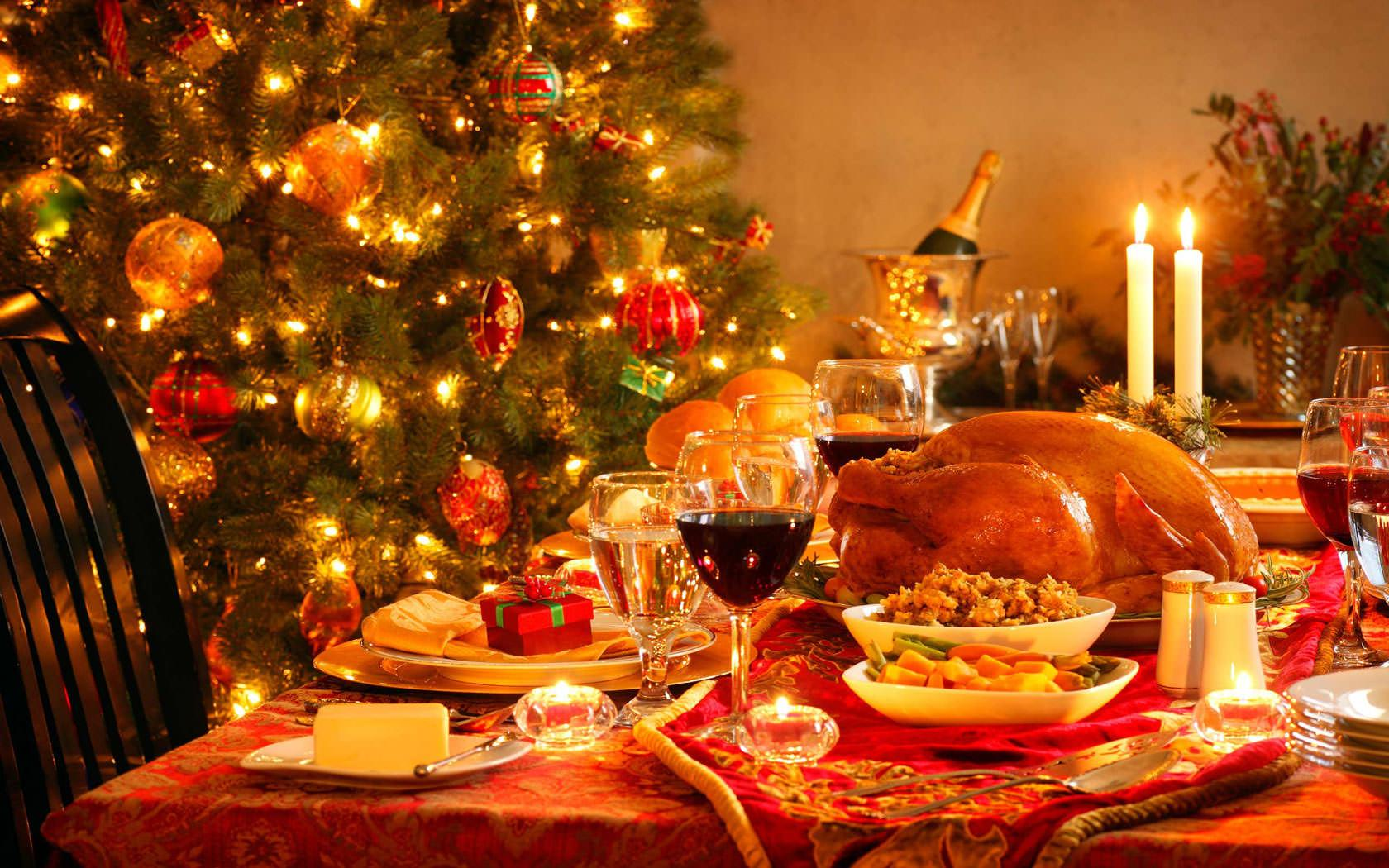 Free Creative Christmas Food Ideas computer desktop wallpaper