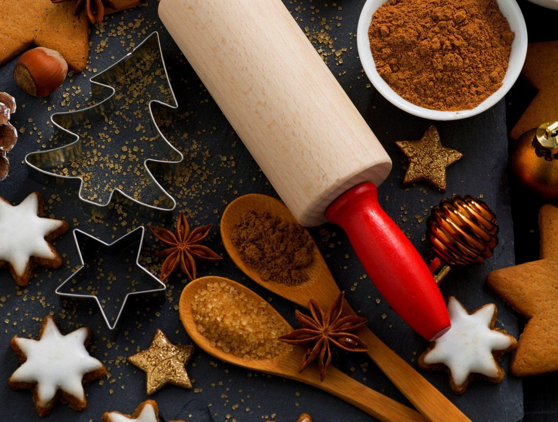 holiday cocoa sugar hazelnut christmas new year dessert sweet food ...