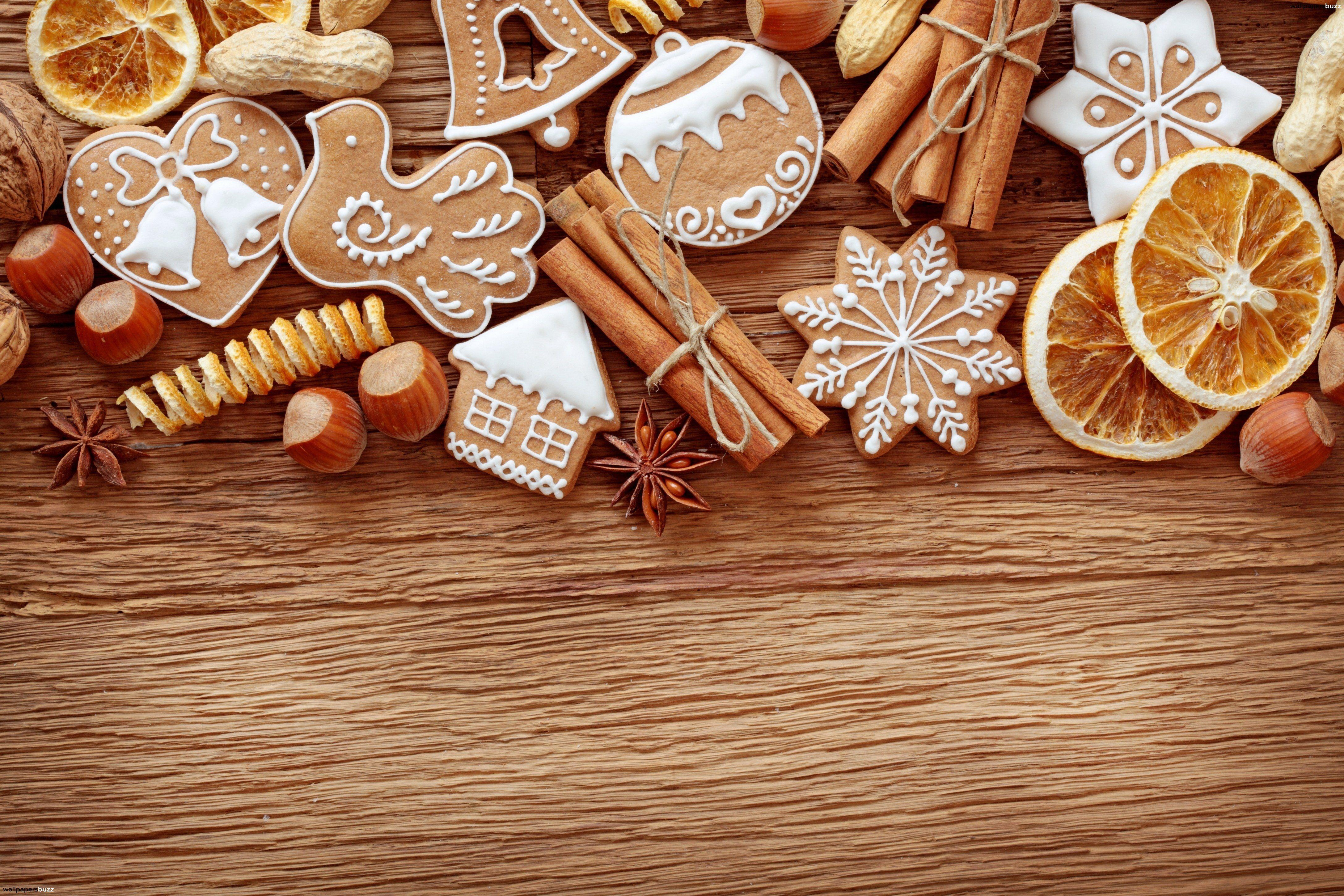 Christmas treats HD Wallpaper
