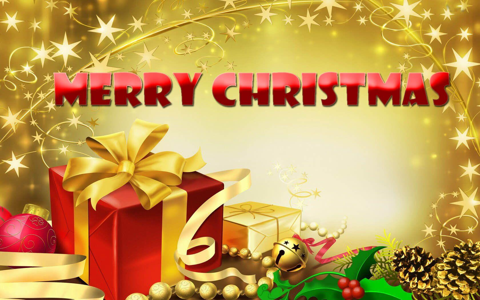 Best 70 Happy Merry Christmas Wallpapers HD 2019