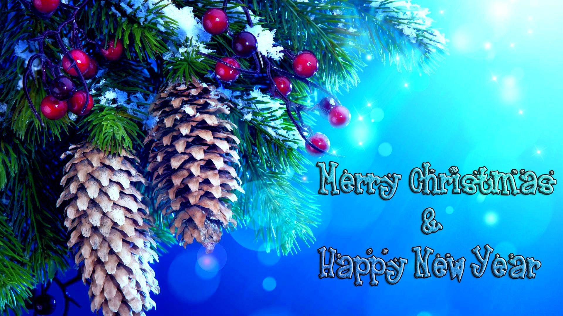 Best Merry Christmas 2018 and Happy New Year 2019 Images, Quotes ...