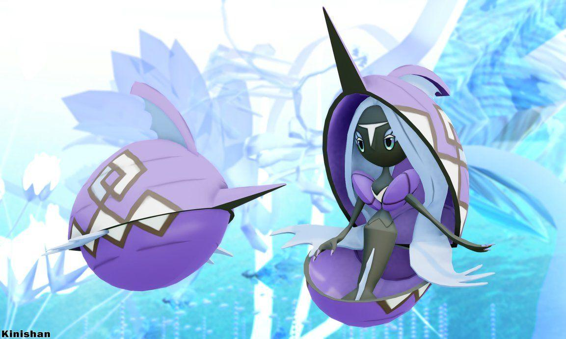 MMD Pokemon] Download- Tapu Fini by Kinishan on DeviantArt