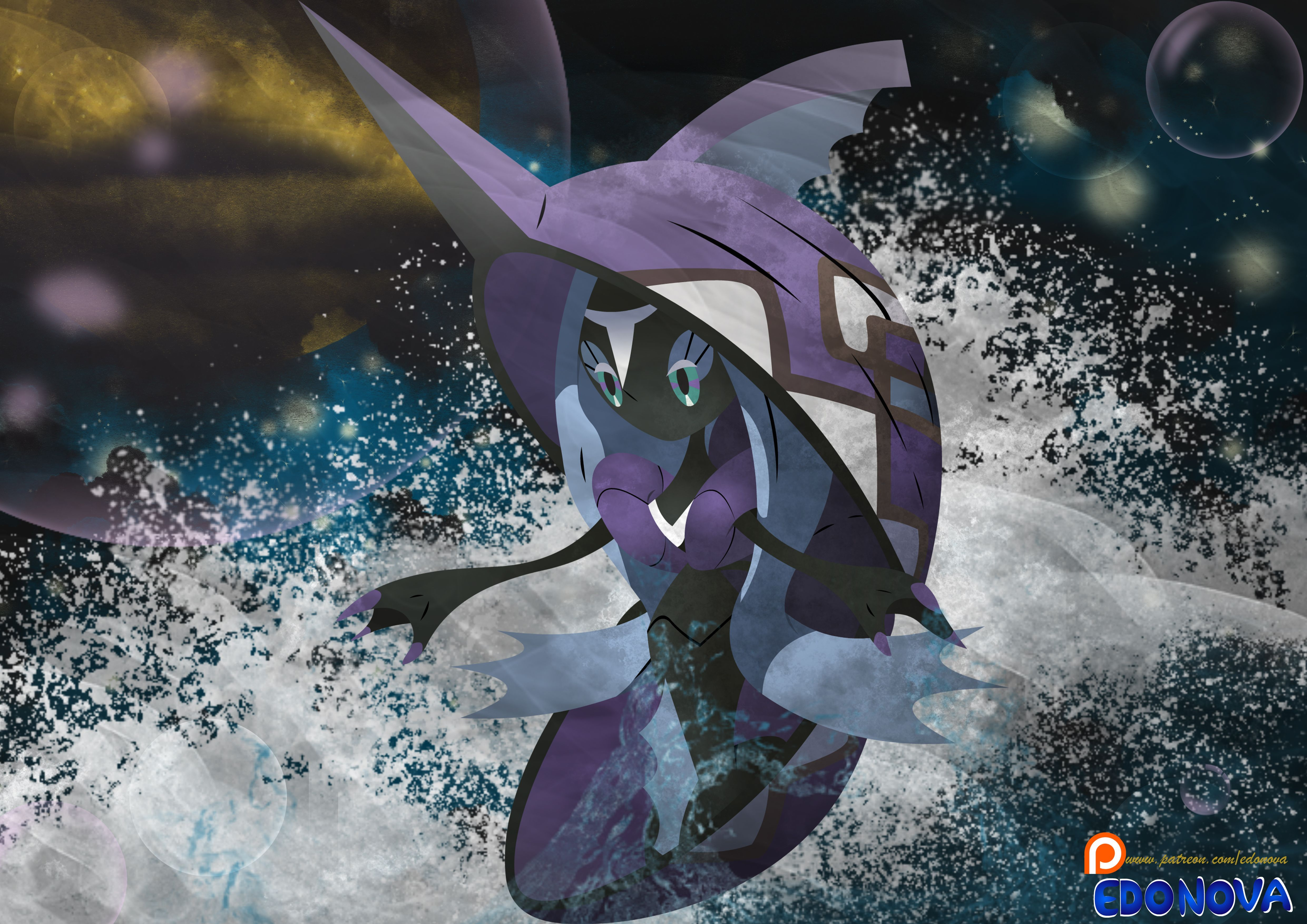 Tapu FIni - Water Guardian | Pokémon Sun & Moon | Pinterest | Water ...