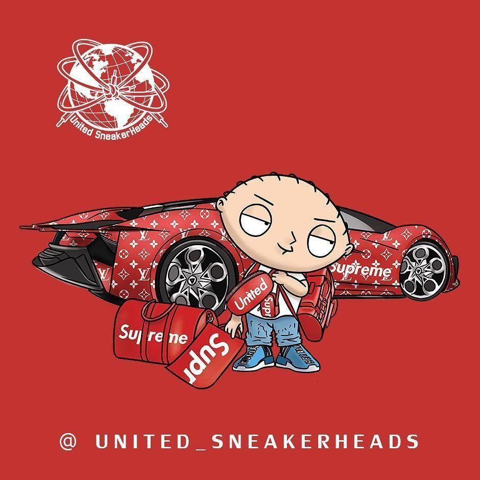 Stewie Supreme Wallpapers - Wallpaper Cave