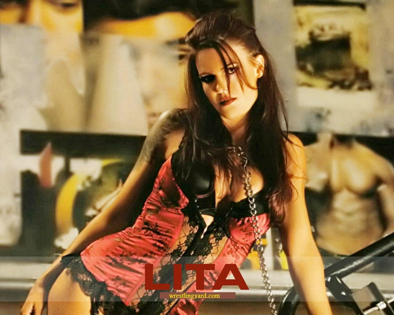 Lita hot and sexy pics, photos and wallpapers