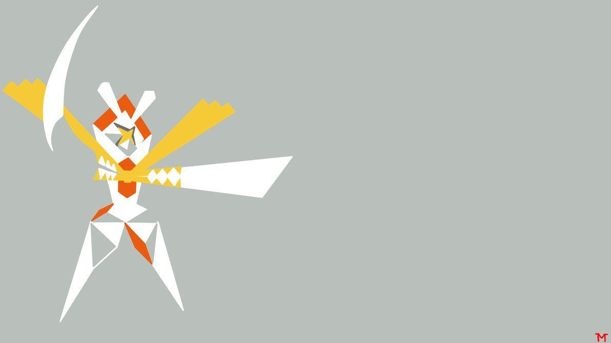 Kartana Minimalist Wallpaper by Morshute on DeviantArt
