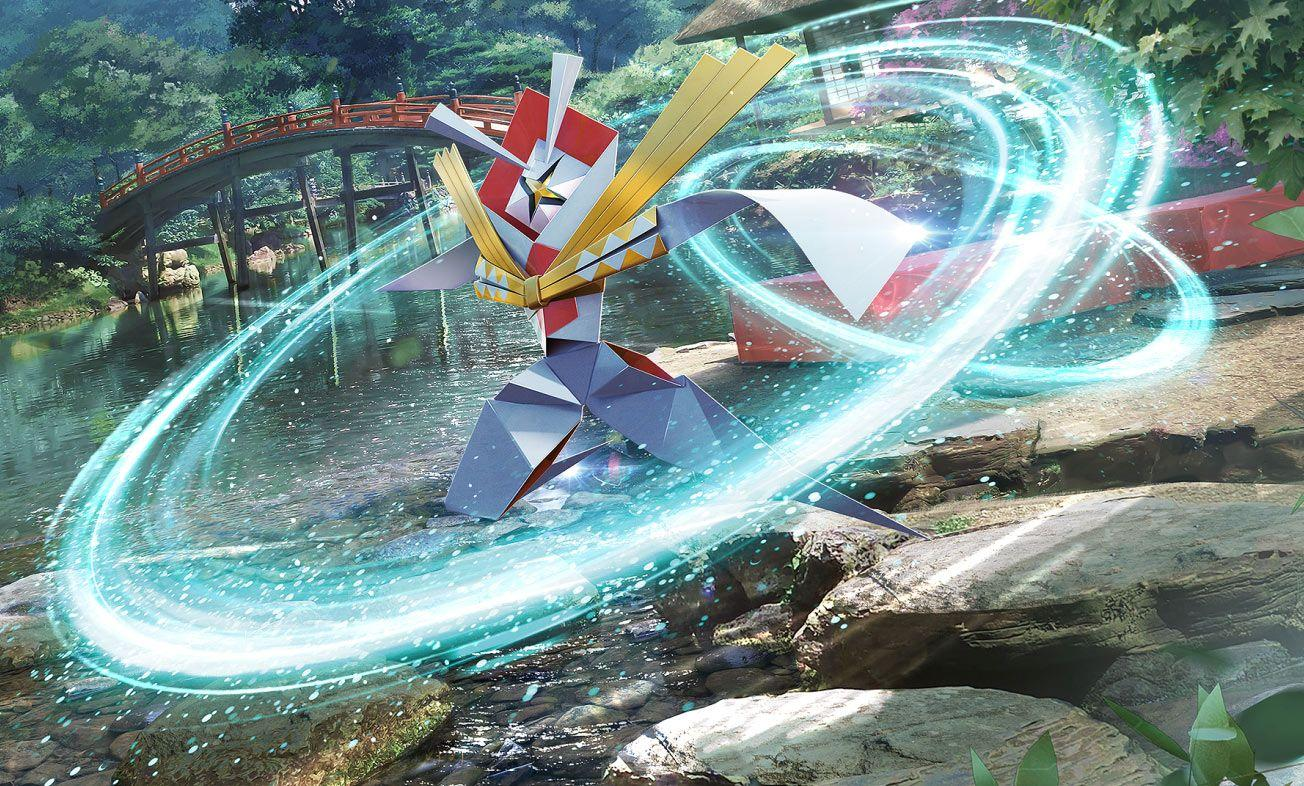 Image - Kartana Crimson Invasion.jpg | Pokémon Wiki | FANDOM powered ...