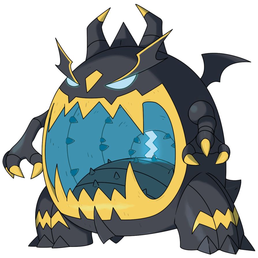 UB_Guzzlord_redesign by j7663701 on DeviantArt