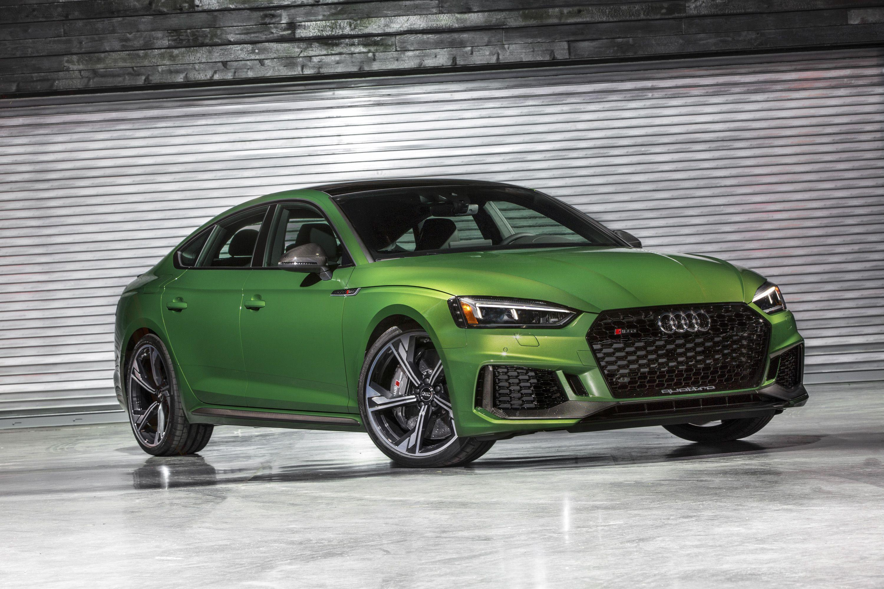 Wallpapers Of The Day: 2019 Audi RS5 Sportback