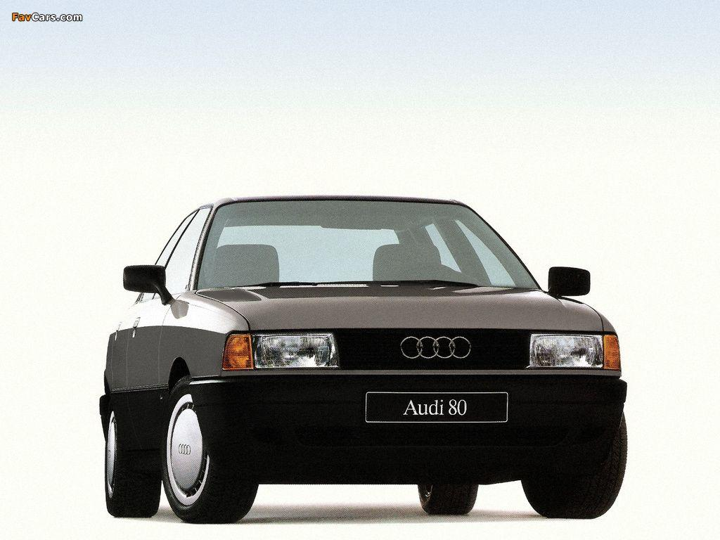 Audi 80 Special 8A,B3