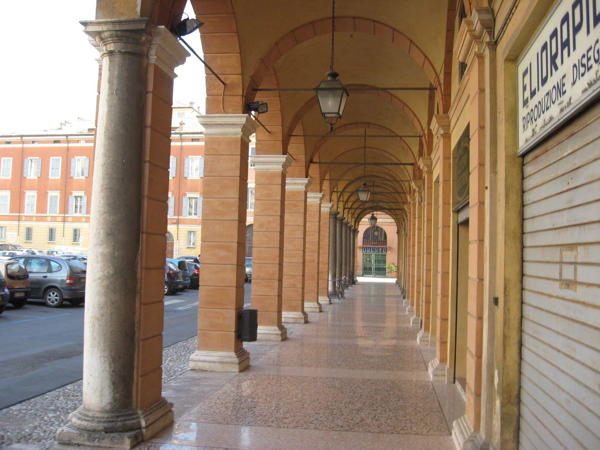 Bologna streets wallpapers