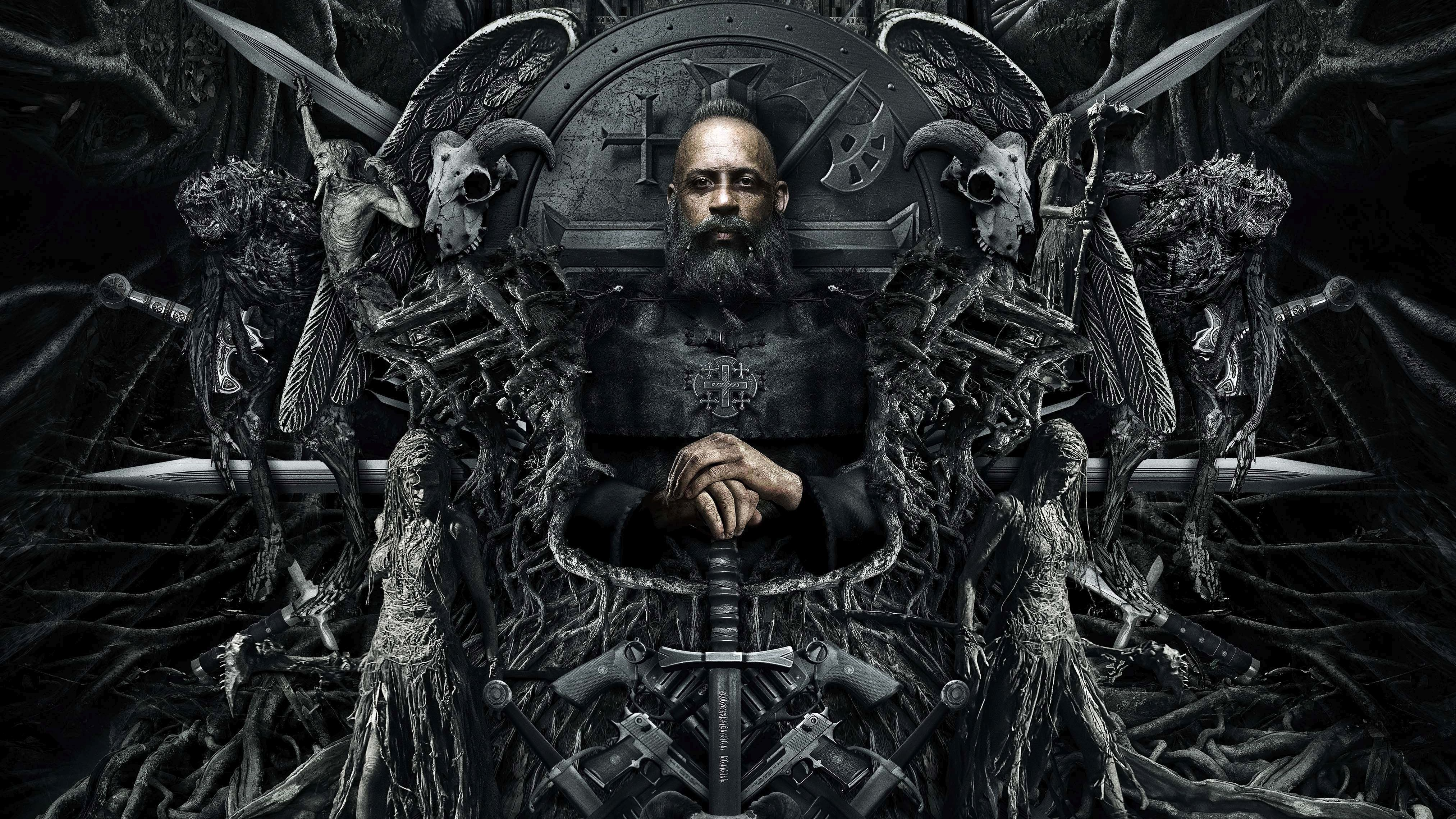 The Last Witch Hunter Wallpapers Wallpaper Cave