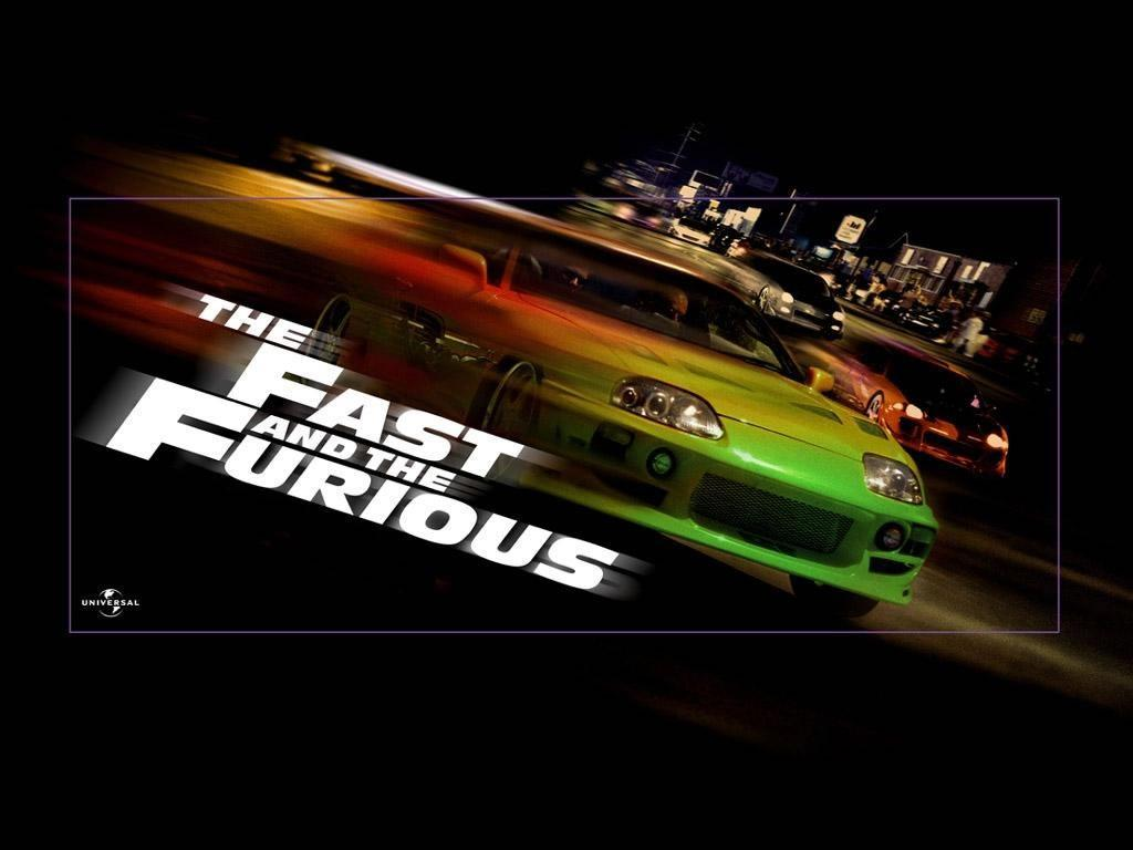 The Fast and the Furious Wallpaper (1024 x 768 Pixels)