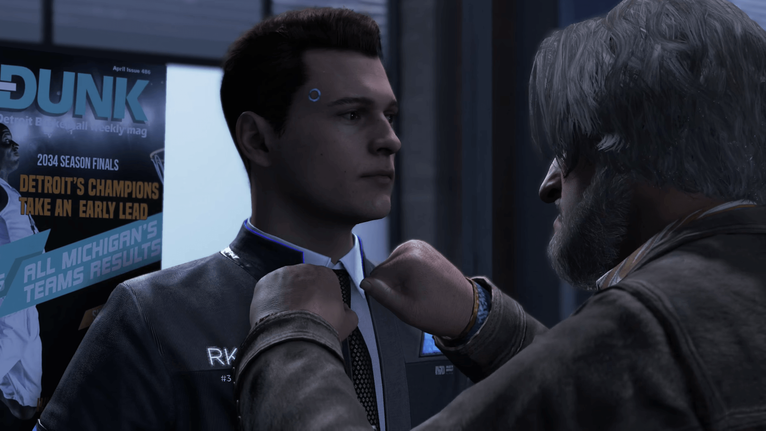 Detroit Become Human Hd Wallpapers Wallpaper Cave