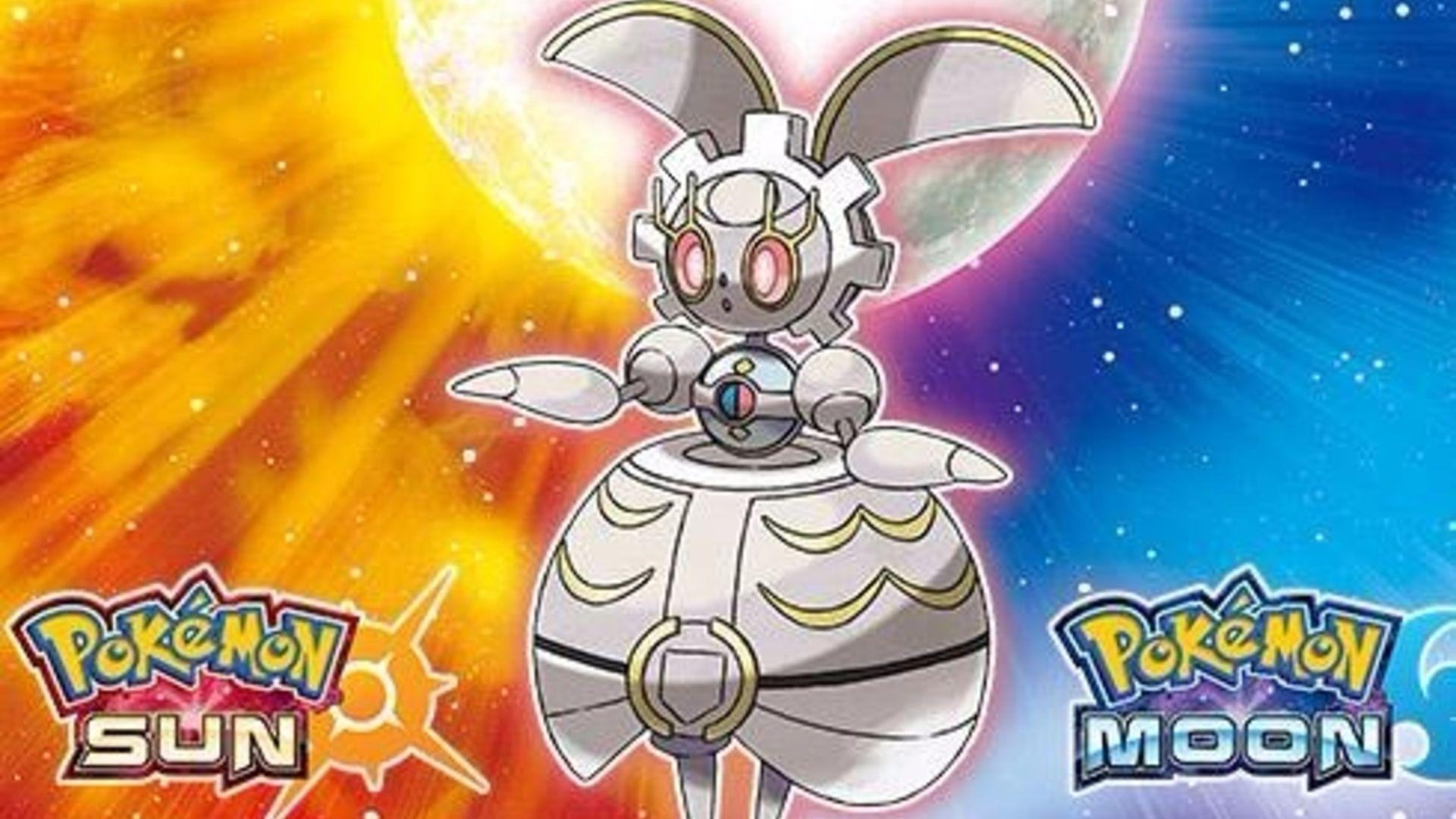 Pokémon Sun and Moon Magearna QR Code - event details and how to ...