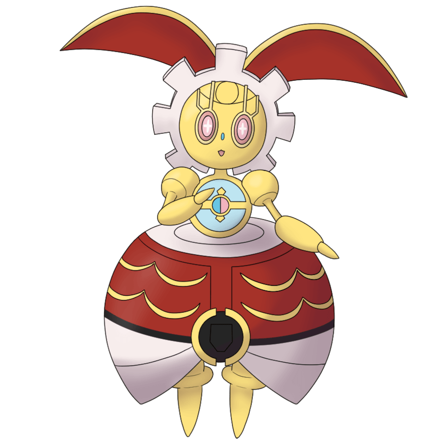 Magearna by EeveeVSHo-Oh on DeviantArt