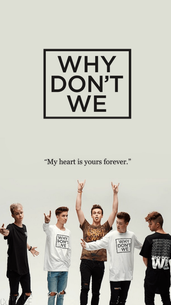 logo of Why don't we