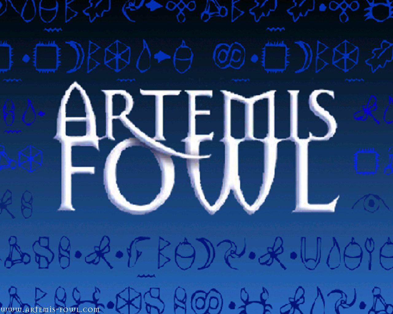 Fanmade Artemis Fowl Wallpapers