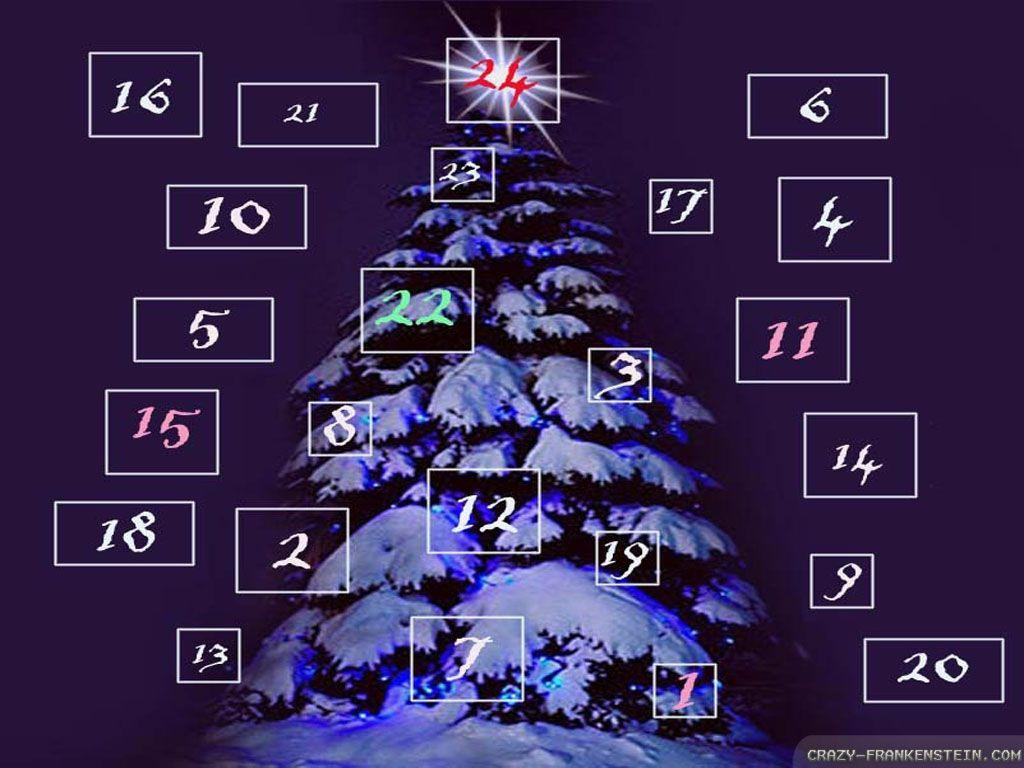 Christmas Countdown Wallpapers Wallpaper Cave