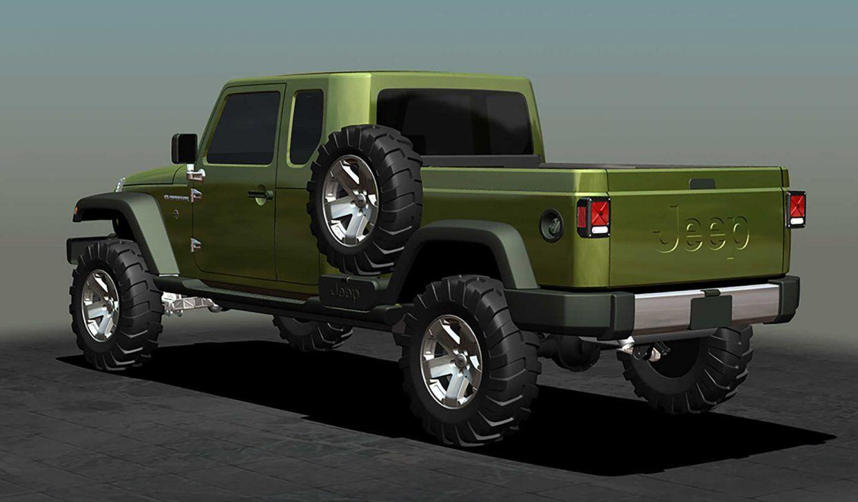 2019 Jeep Gladiator New Design HD Wallpapers | Best Car Rumors News