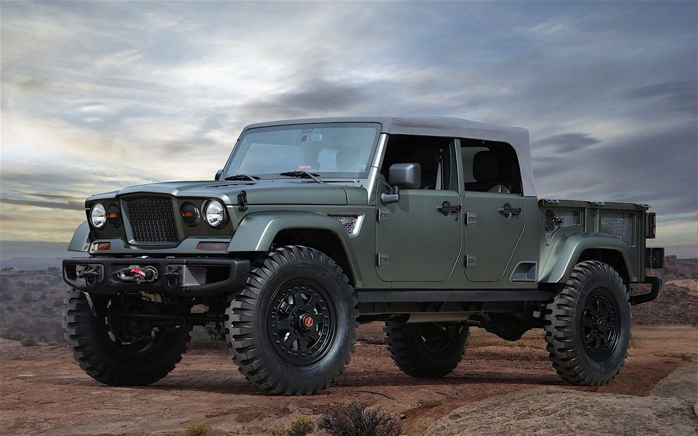 2019 Jeep Gladiator Side High Resolution Wallpaper | Auto Car Rumors