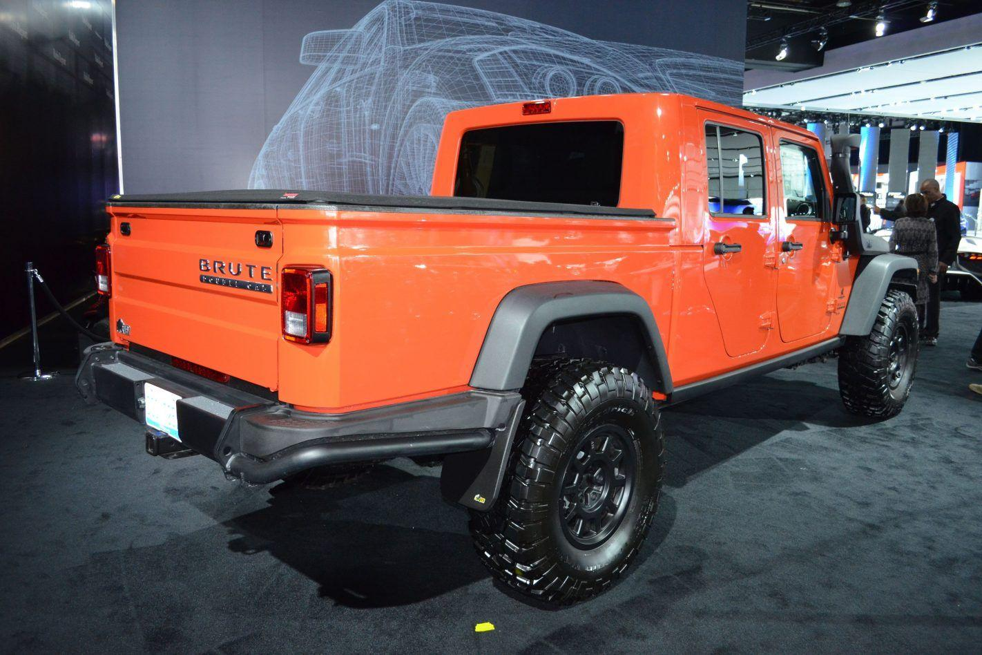 2019 Jeep Gladiator Exterior High Resolution Wallpapers | Auto Car ...