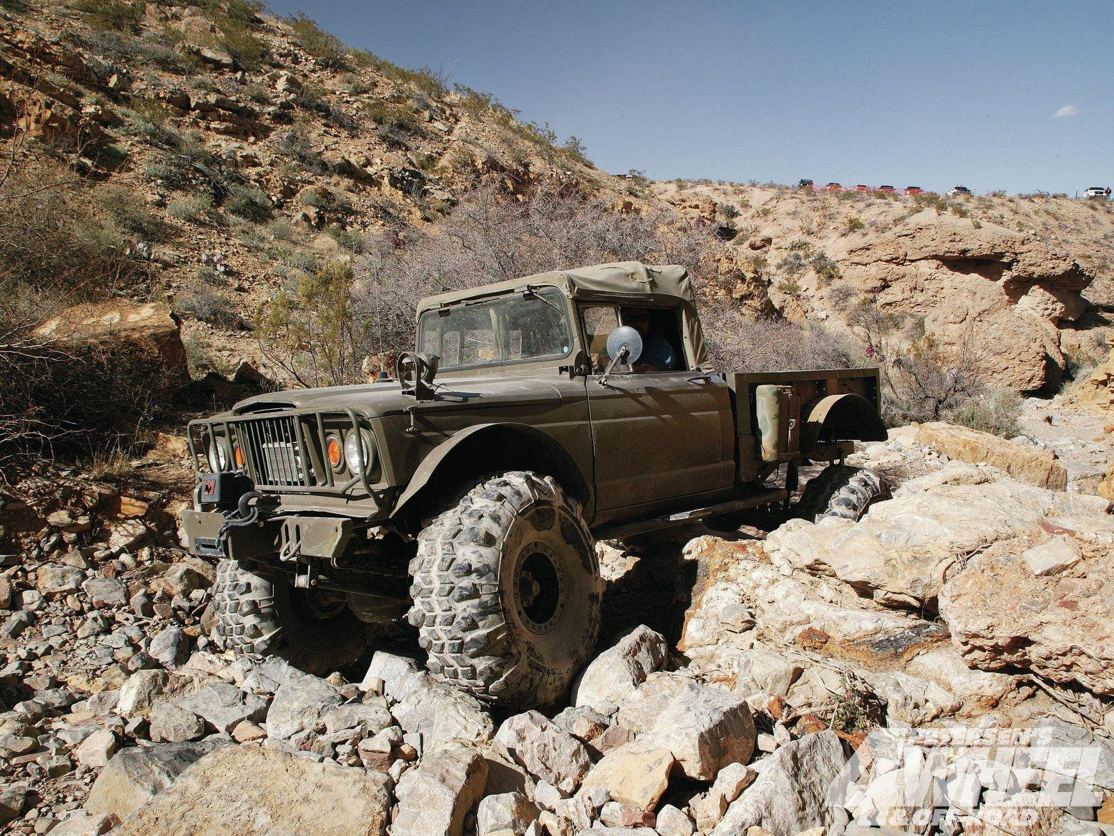 Kaiser Jeep M715 Wallpaper and Background Image | 1600x1200 | ID ...