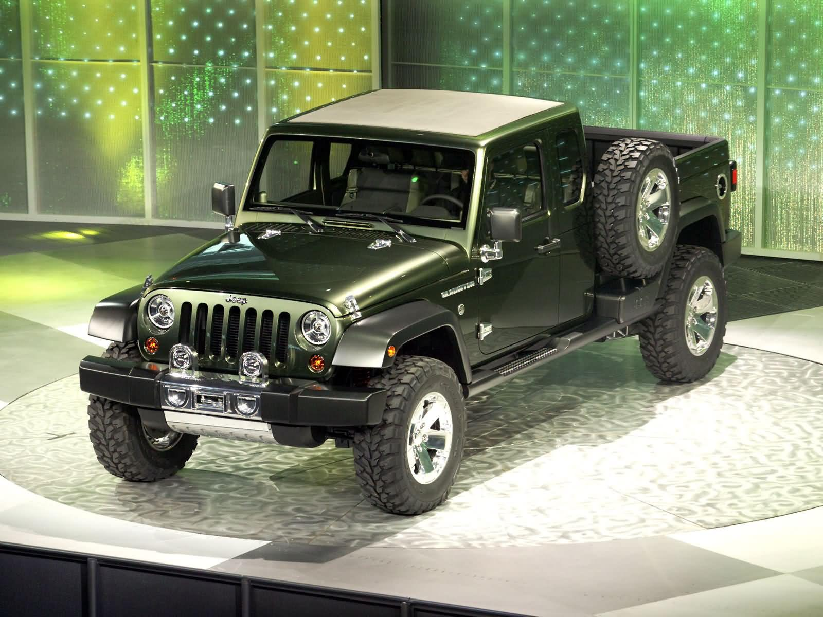 Jeep Gladiator picture #19777 | Jeep photo gallery | CarsBase.com