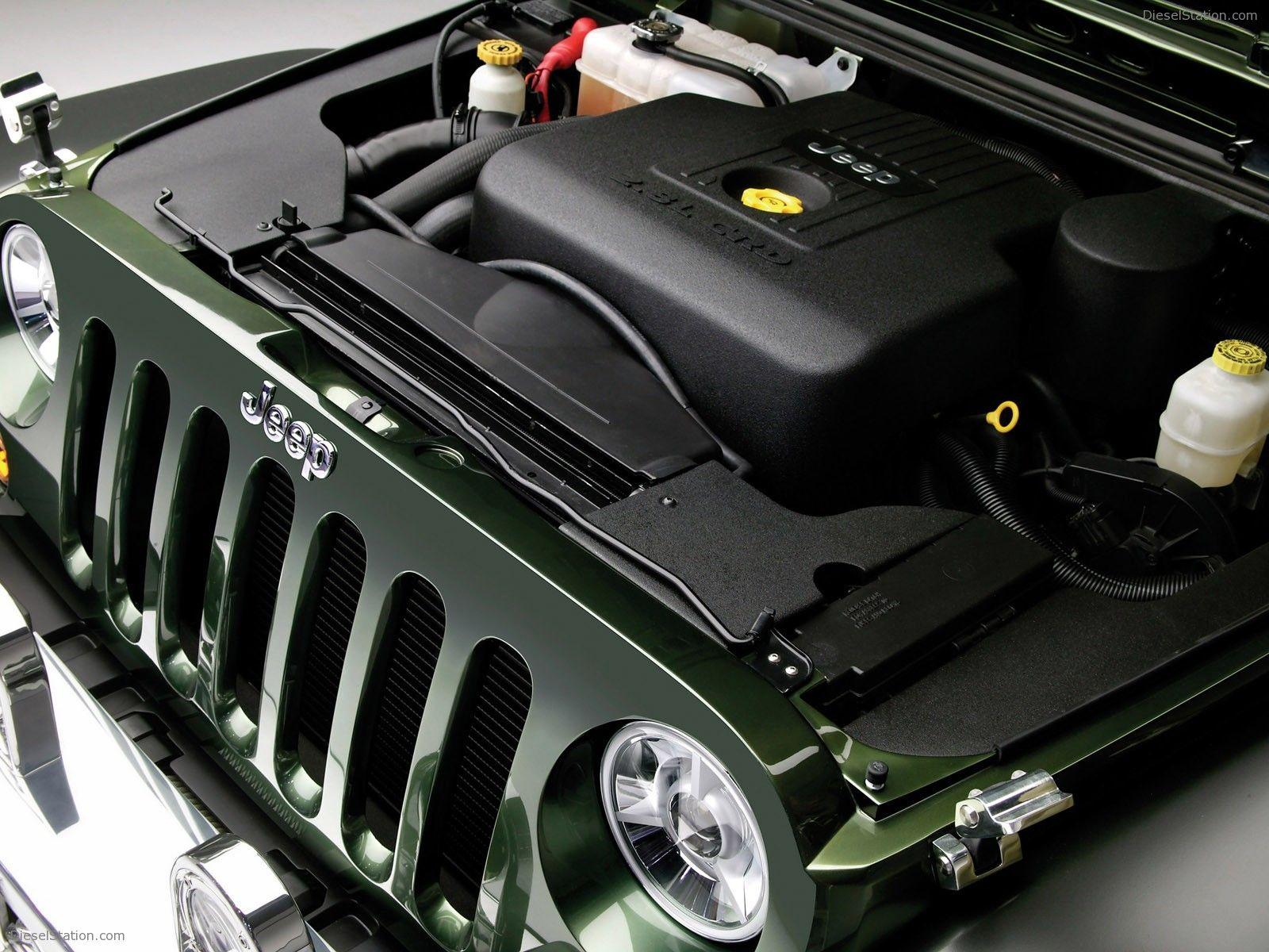 Jeep Gladiator Concept Exotic Car Wallpapers #008 of 8 : Diesel Station