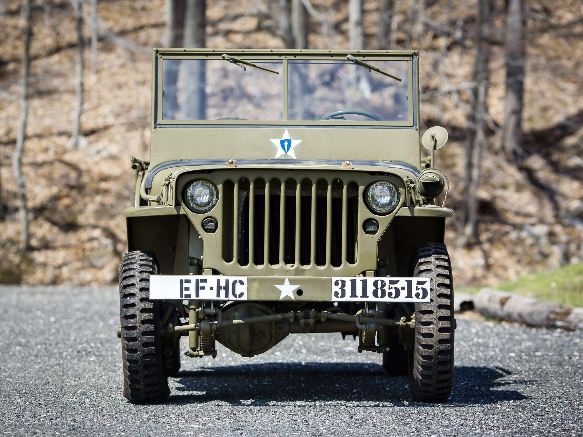 Jeep Willys - Pictures, posters, news and videos on your pursuit ...