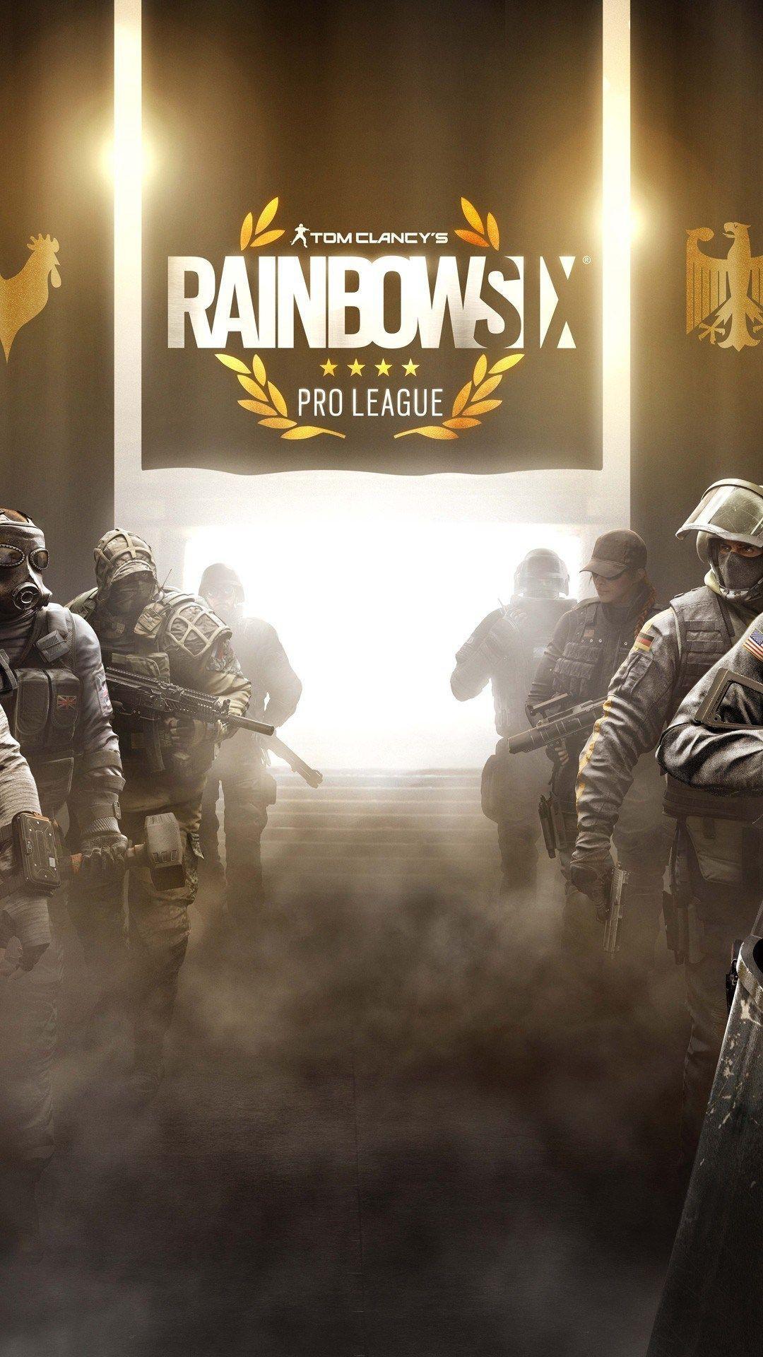 Unduh 5000+ Wallpaper Android Rainbow Six Siege  Terbaru