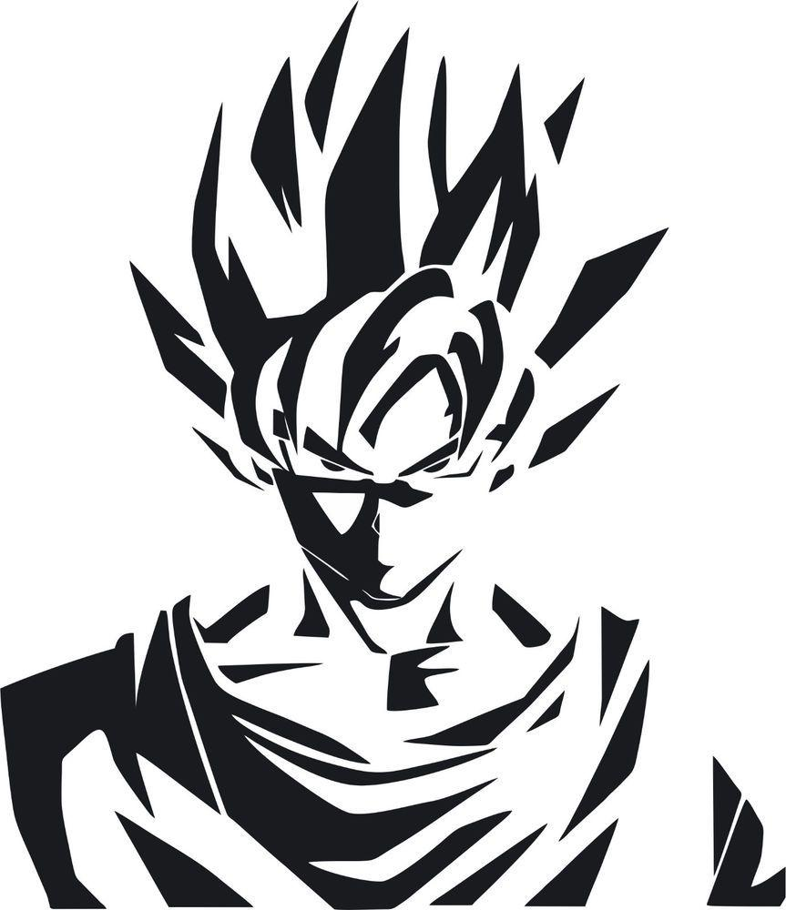 Dragon Ball Z Black And White Wallpapers Wallpaper Cave