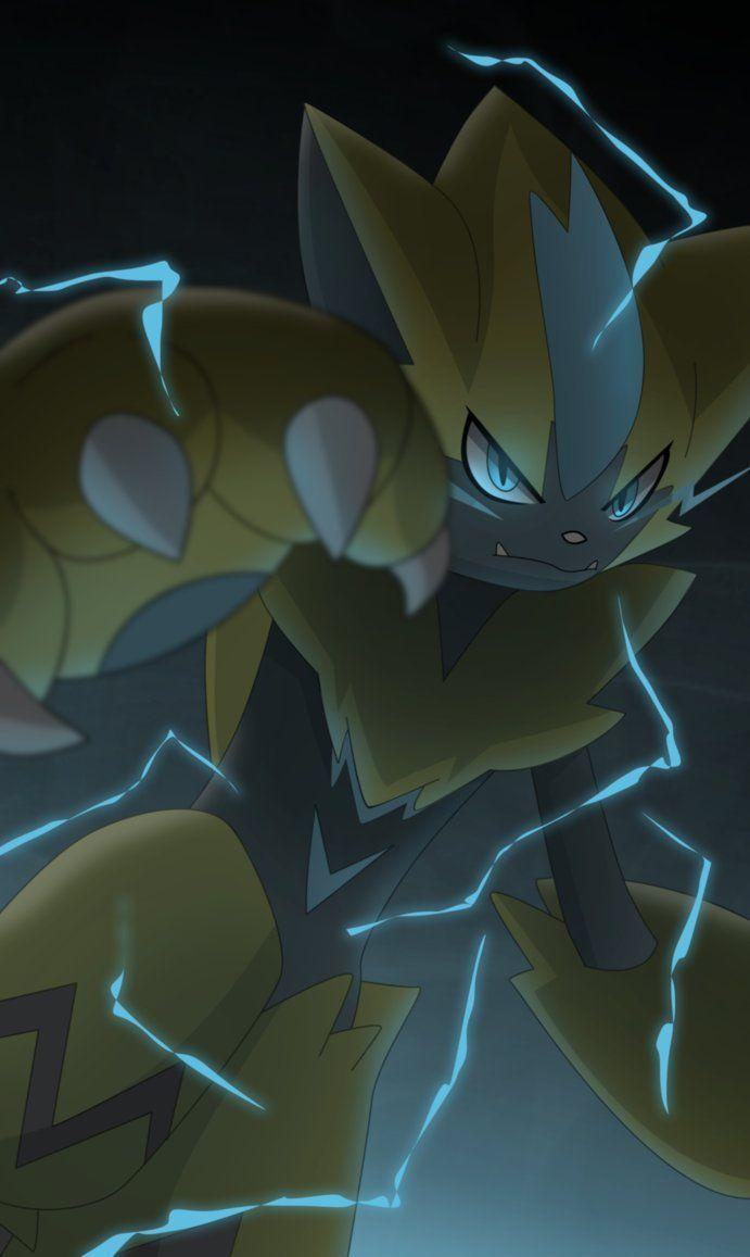 new pokemon to pokemon USUM Zeraora ...