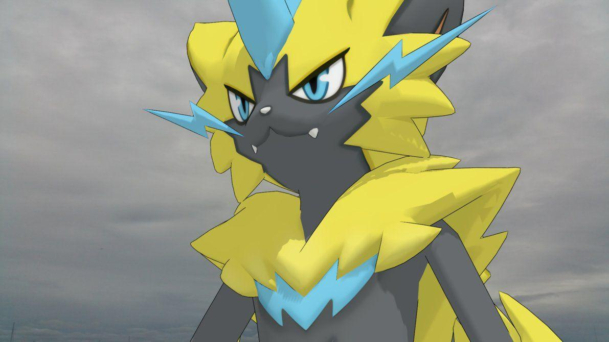 Zeraora Pokemon Ultra Sun and Moon HD by GuilTronPrime on DeviantArt