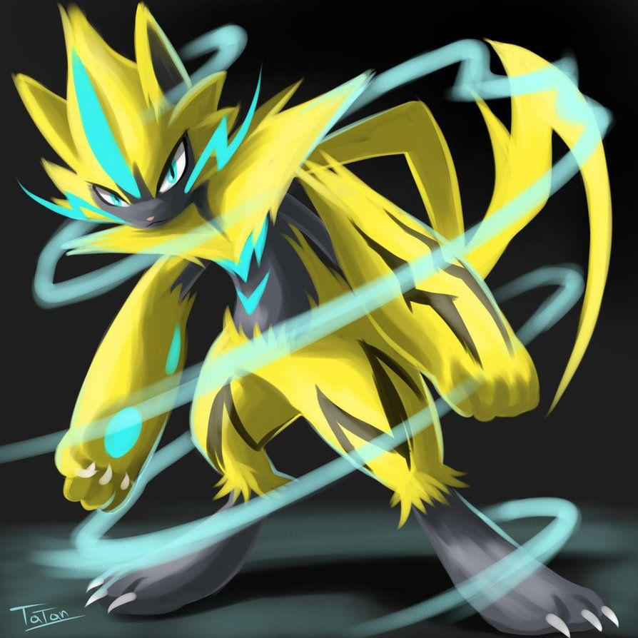vp/ - Why is Zeraora so perfect? - Pokémon - 4chan