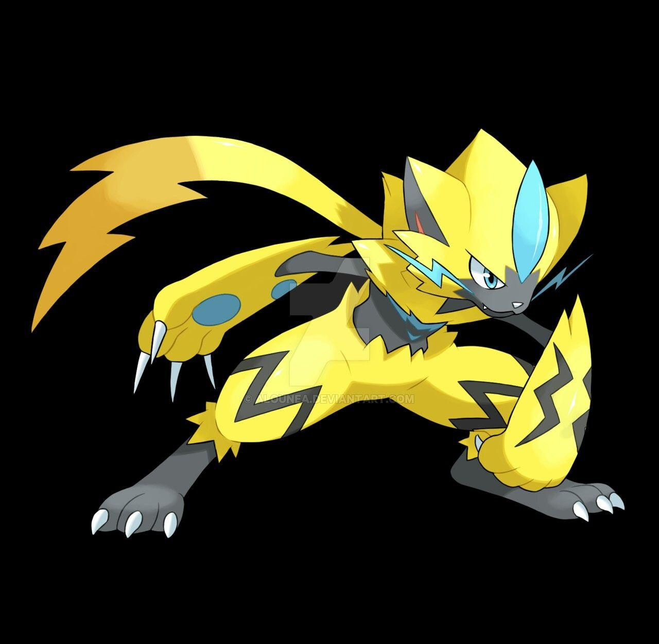 Zeraora | Pokemon | Pinterest | Pokémon, Pokemon alola and Digimon