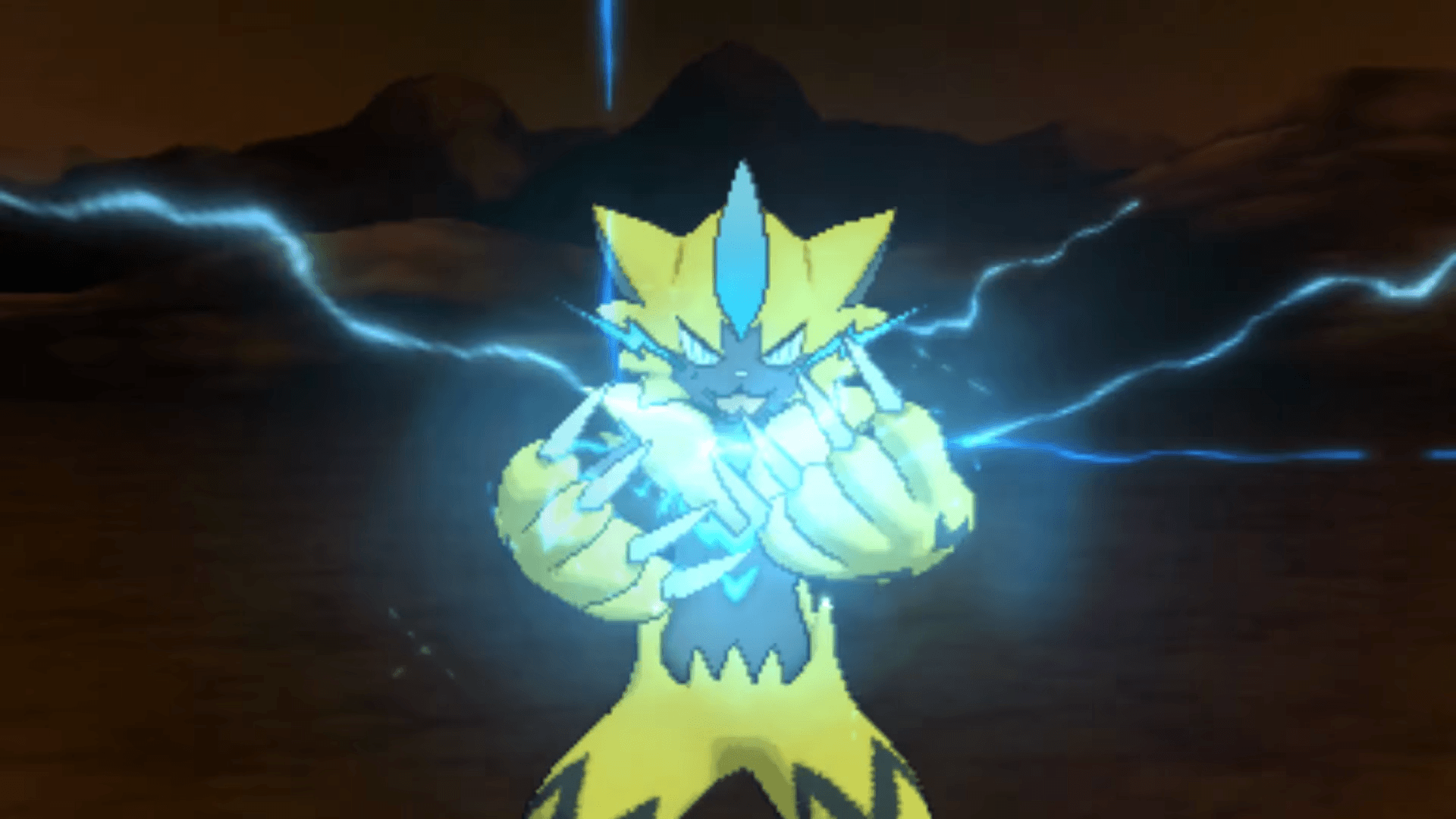 Zeraora Distribution Officially Confirmed for Gamestop! - PokéBeach