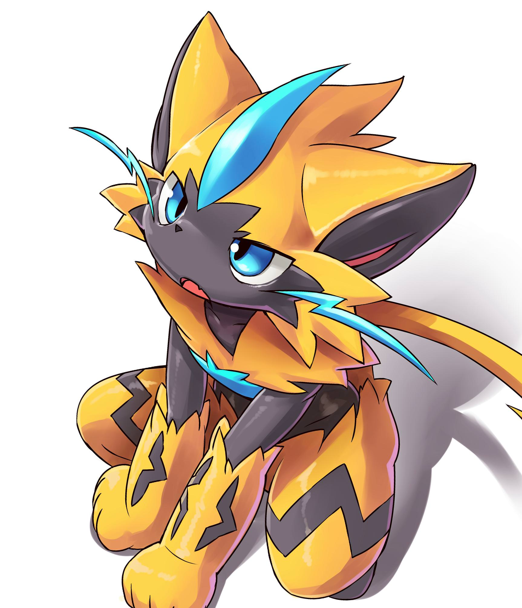 Zeraora by CdX | Pokémon | Know Your Meme