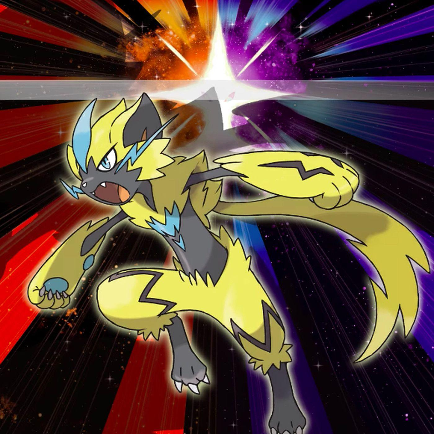 The newest legendary Pokémon is Zeraora - Polygon