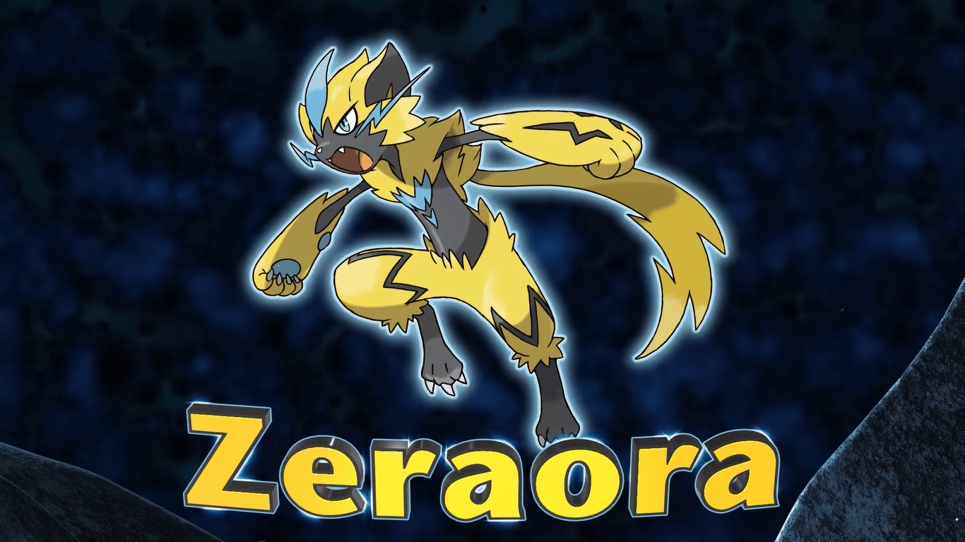 Europe] Pokémon Distribution- Zeraora Being Distributed Starting ...