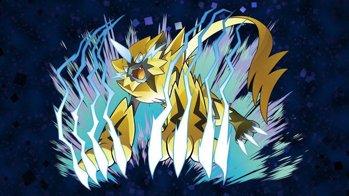 Mythical Pokémon distribution for Zeraora takes place at GameStop in