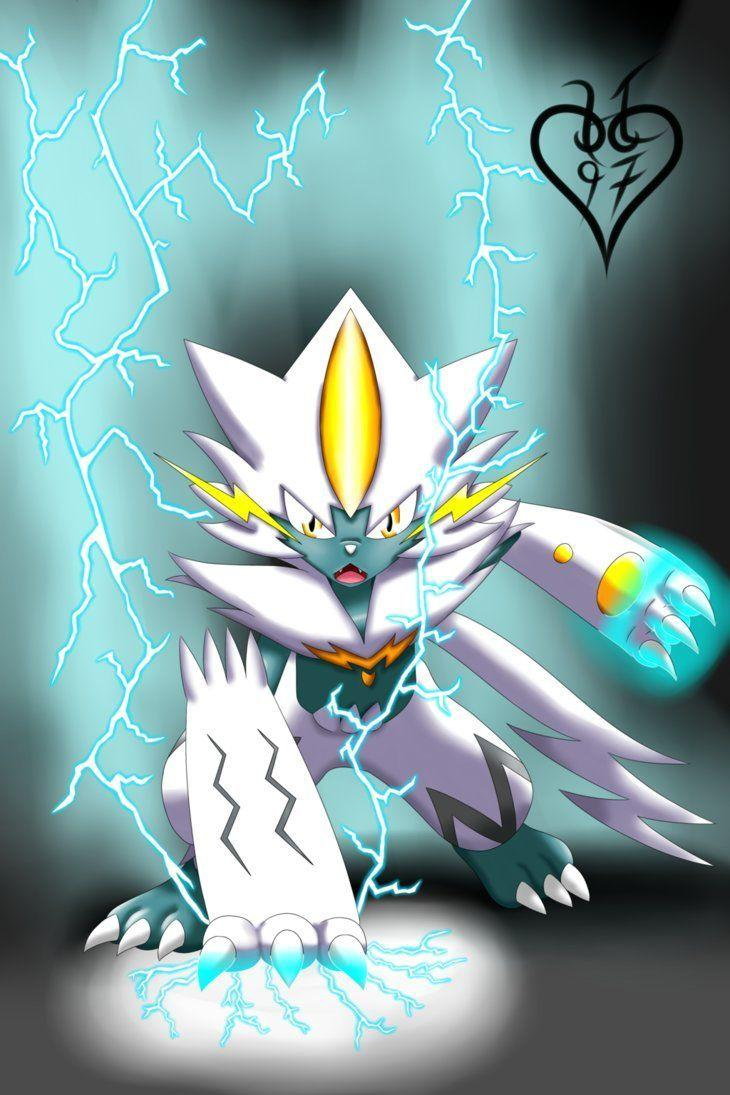 Zeraora 2.0 by blackfeather97.deviantart.com on @DeviantArt ...