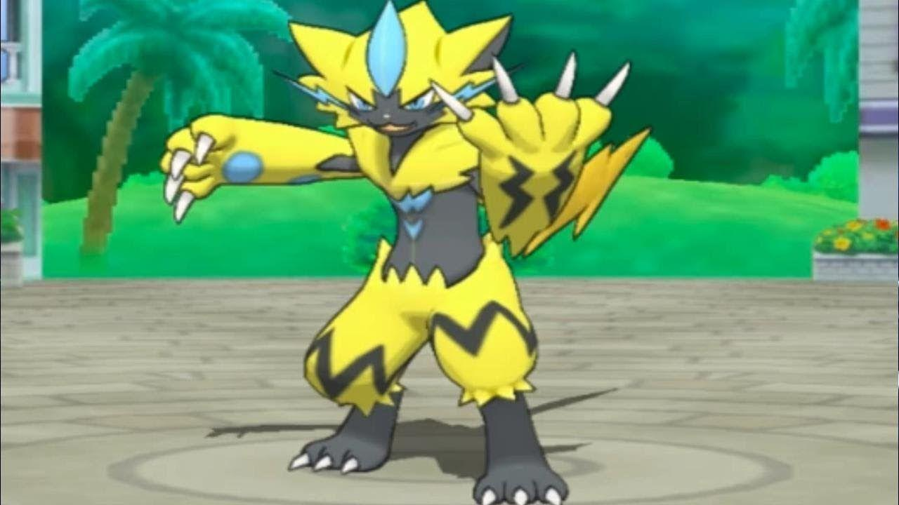 New Pokemon To Be Revealed This Weekend, Likely Zeraora!