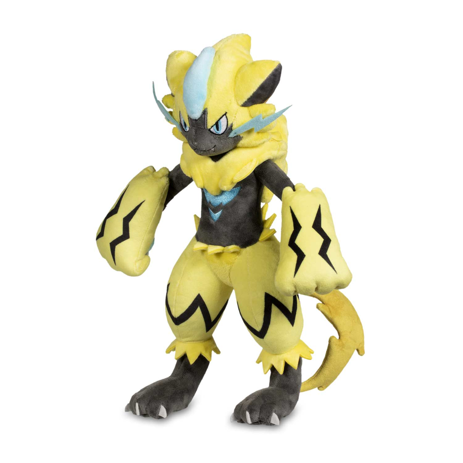 Zeraora Poké Plush - 13 1/2 In. | Pokémon Center Original
